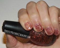 "PerfectlyPolished12: Sinful Colors ""Pumpkin Spice"""