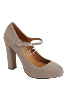 15e743b76ba2 Inspire Me. MatalanBlock Heel ShoesMary JanesFashion ...
