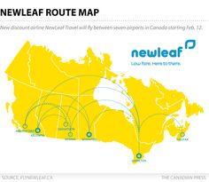 Canada Goose' cheap airfares