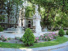 Fuente de Apolo, paseo del Prado