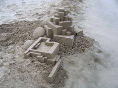 likeafieldmouse: Calvin Seibert- Sand Castles (2006-2011)