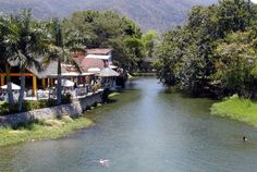 Puerto Vallarta's Cuale River http://www.puertovallarta.net/what_to_do/cuale-river-island.php
