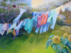 Laundry day. http://www.amazon.com/The-Reverse-Commute-ebook/dp/B009V544VQ/ref=tmm_kin_title_0