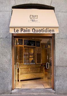 Le Pain Quotidien | Madrid