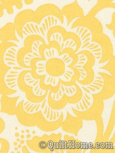 For my sister and her curtains...Joel Dewberry Heirloom Collection, Dandelion fabric!