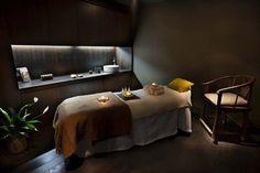 Reis Therapy Room Design | Aveda Salon Design