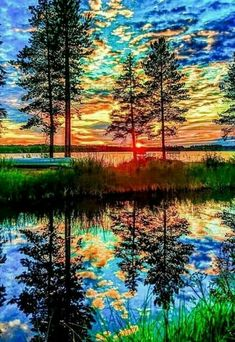 3 Magic in Nature you never read before Beautiful Nature Pictures, Beautiful Nature Wallpaper, Beautiful Sky, Nature Photos, Amazing Nature, Pretty Pictures, Beautiful Landscapes, Beautiful Places, Nature Images