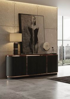Modern Console Tables with sculptural forms can bring character and charm to your modern home. Often neglected this piece may be discreet but at the same time it creates the right impact in the perfect place. Luxury Furniture, Furniture Design, Unique Furniture, Living Room Furniture, Living Room Decor, Contemporary Hallway, Leather Dining Room Chairs, Dining Chair, Minimalist Interior