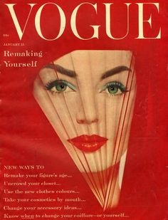 Vogue Magazine, January 15, 1959