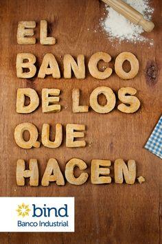 Banco Industrial by Bosque, via Behance