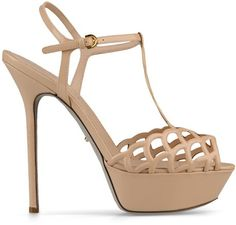 Scalloped #Heels #Shoes