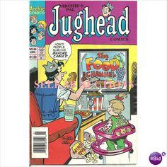 Archie's Pal Jughead Comic #64 Jan. January 1995 Archie Comics Series on eBid Canada
