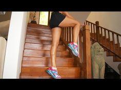 Убрать Живот Быстро! / Flat Belly Fast (KatyaEnergy) - YouTube