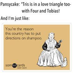 Seriously people!  ~Divergent~ ~Insurgent~ ~Allegiant~