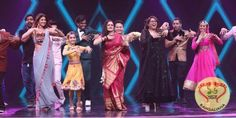 Rekha graced the set of Sony Entertainment Television's biggest kids reality dance show Super Dancer Chapter 2.