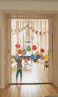 Fiesta con globos   Kireei - Cosas bellas   Bloglovin'