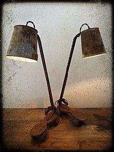 lampe grenier du marquis on pinterest atelier loft and industrial. Black Bedroom Furniture Sets. Home Design Ideas