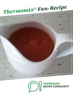 Recipe Aunty D's Ezi Tomato Sauce by learn to make this recipe easily in your kitchen machine and discover other Thermomix recipes in Sauces, dips & spreads. Recipe Community, Tomato Sauce, Spreads, Sauces, Dips, Vegetarian, Cooking, Recipes, Thermomix