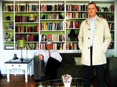 The Brothers Cooney, at home.  www.leighcooney.com