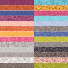 """Amazon.com: Just a Speck by Moda Jelly Roll 40 2 1/2"""" Strips for sewing and…"""