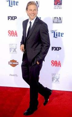 Charlie Hunnam from The Big Picture: Today's Hot Pics   E! Online