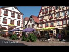klar Lohr am Main(Bavaria)