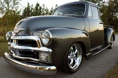 Chevrolet : Other Pickups Street Rod  #1954 Chevrolet 5-Window