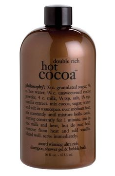 Philosophy Double Rich Hot Cocoa Body Wash