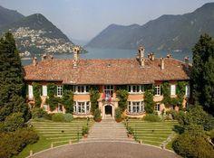 Villa Principe Leopoldo, Lugano, Switzerland
