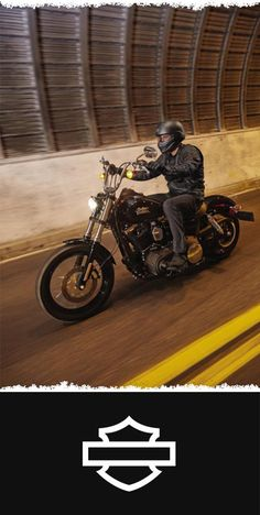 Be prepared when adventures calls. | Harley-Davidson Men's Varick Leather Jacket