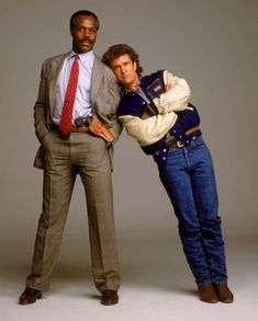 'Lethal Weapon' stars Danny Glover and Mel Gibson promo stills. Check th… 'Lethal Weapon' stars Danny Glover and Mel Gibson promo stills. Check the last photo 🖤 Danny Glover, Mel Gibson, Old Movies, Great Movies, Movie Stars, Movie Tv, Lethal Weapon, The Expendables, Sylvester Stallone
