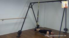 Sling Trainer Übungen Unterarmstuetz 1