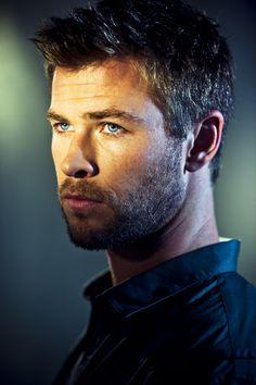 Chris Hemsworth, por Michael Muller, 2010