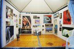 Studenti della scuola d'arte al Premio Rotonda