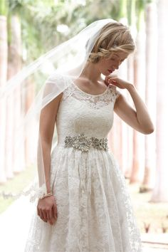 Ellie Gown from BHLDN