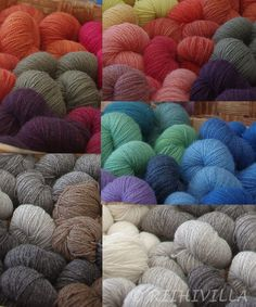 Riihivilla, Dyeing with natural dyes fermentation dyeing blog in Finnish & English. Very good.