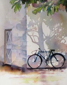 "Contemporary Painting - ""Energy Independence II"" (Original Art from Clara Hada)"