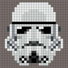 Pixel ID Card 'Stormtrooper'