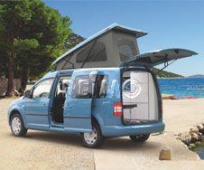 VW Caddy Camp Maxi