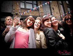 The Water Poet Diamond Jubilee Street Party, Folgate Street, London. #Event #Photography by Kim Rix