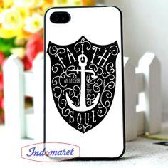 FaithAnchor iPhone 4/4s iPhone 5/5s/5c Samsung Galaxy by Indomaret, $10.00