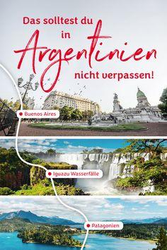 Lass dich von unserem Ruefa Reiseexperten Wolfgang Fend inspirieren und hol dir die besten Tipps für deine Reise nach Argentinien!   #ruefa #argentinien #buenosaires #travel #reisetipps #urlaub #travelhacks