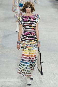 Chanel Kleid