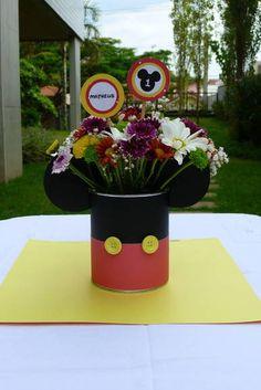 Enfeite de mesa - Mickey