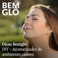 Hoje a gente ensina você a preparar um aromatizador de ambientes tudo de Bemglô! Vem com a gente, vem! #bemglo #dicasbemglo #diy