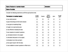 Interview Evaluation Form Us Letter  Template Adobe Indesign And