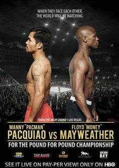 "Manny ""Pacman"" Pacquiao: Mayweather vs. Pacquiao"