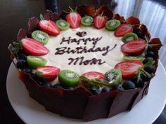birthday cake for mom designs