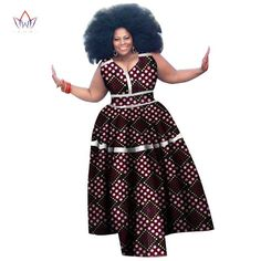 Latest African Fashion Dresses, African Dresses For Women, African Print Fashion, African Attire, Traditional African Clothing, Dashiki Dress, Woman Dresses, Queen, Braid Styles