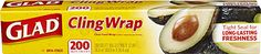 Glad Cling Wrap Only $0.49 At Price Chopper With New Coupon!